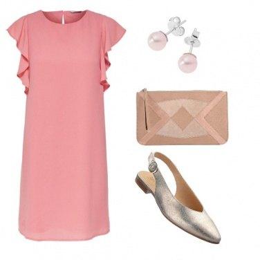 Outfit Cerimonia senza tacchi