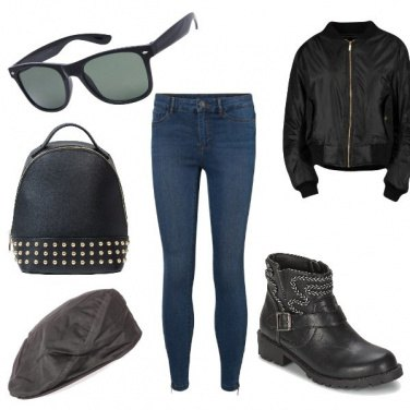 Outfit Rock #1347