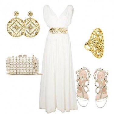 Outfit Dea greca