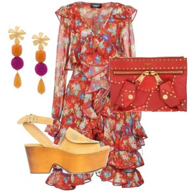 Outfit Trendy #8696