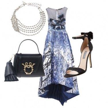 Outfit La scarpa con il fiocco