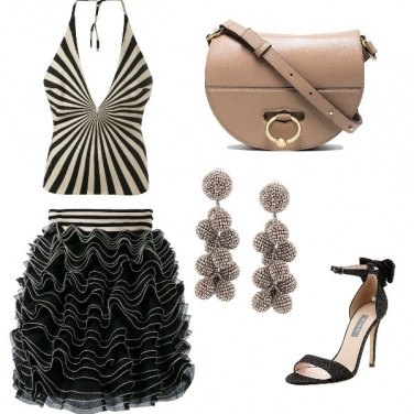 Outfit Sexy #1186