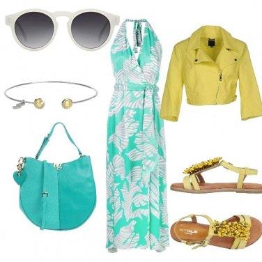 Outfit A tutto pastello