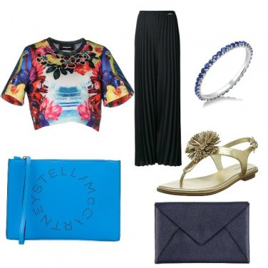Outfit Relax con eleganza