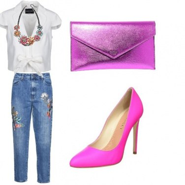 Outfit Tocco fluo