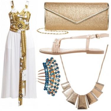 Outfit Regina egizia