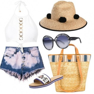 Outfit Ready for the beach