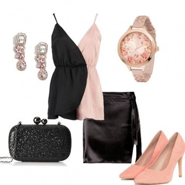 Outfit Dolce pink