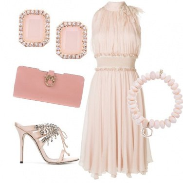 Outfit Un gioiello al piede