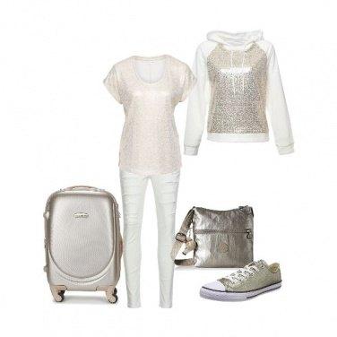 Outfit In viaggio con stile