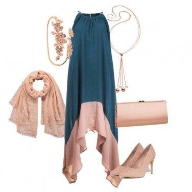 Outfit L\'eleganza del blush