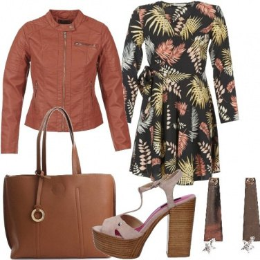 Outfit Ecopelle