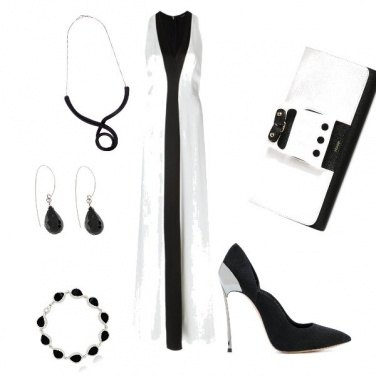Outfit B&W