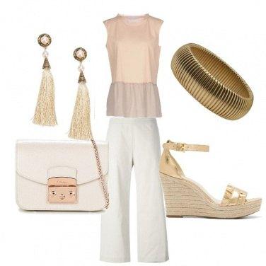 Outfit Romantica tutti i giorni