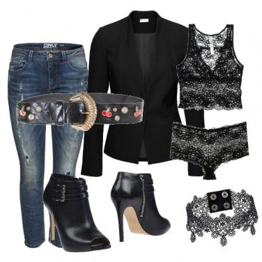 Outfit Cintura GLAM