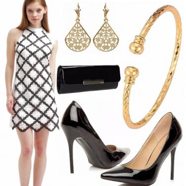Outfit Stuzzicante e femminile