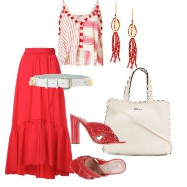 Outfit Un pomeriggio in riva al mare