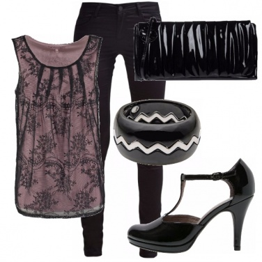 Outfit Una serata in discoteca con le amiche