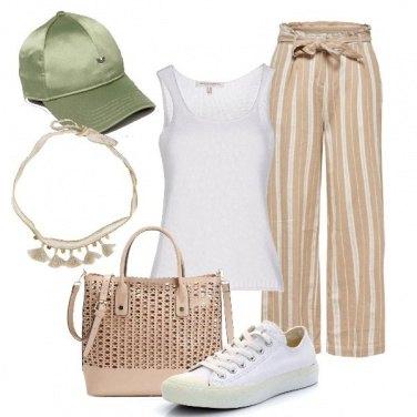 Outfit E\' tempo di Converse
