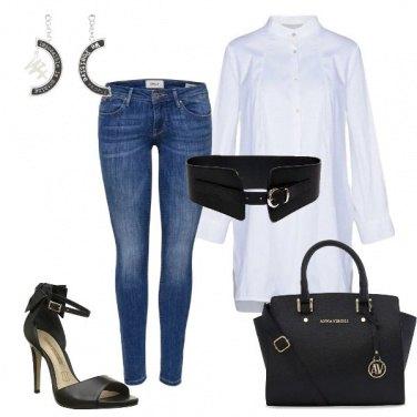 Outfit Una bella cintura