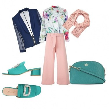 Outfit Mare - Terra - Cielo