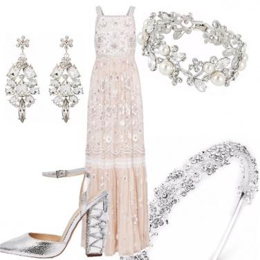 Outfit Sposa bohemien