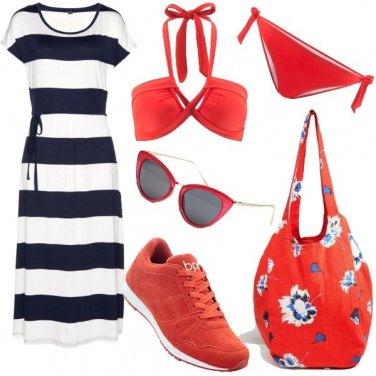 Outfit Una giornata di mare