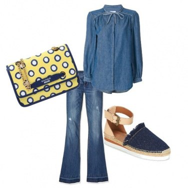 Outfit Jeans 100%