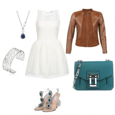 Outfit Giorno chic