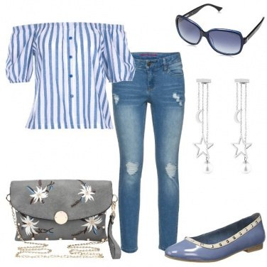 Outfit Basic #6008