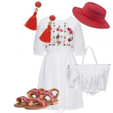 Outfit Etnico #1134
