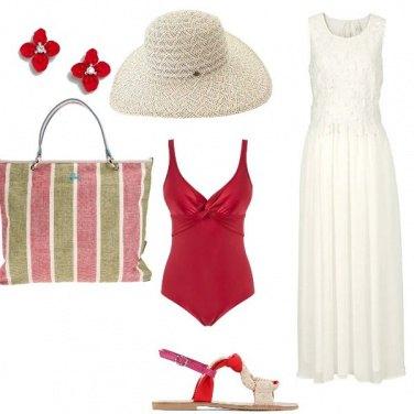 Outfit Tofly_mare e aperitivo
