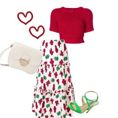 Outfit Un estate a colori