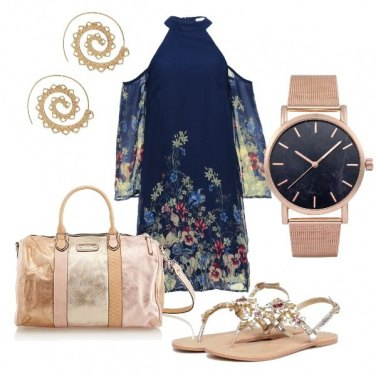 Outfit Jewel style
