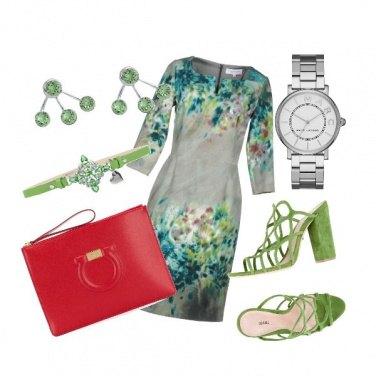 Outfit CMPS Cintura gioiello