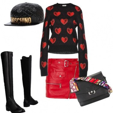 Outfit Winter Strong