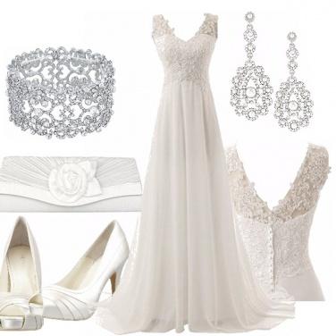Outfit Festa in maschera ? Viva la sposa!