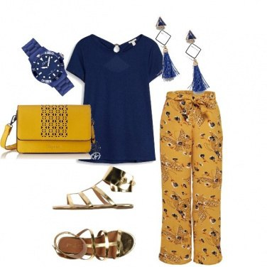 Outfit Etnico #1140