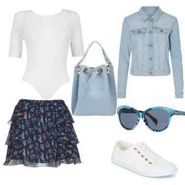 Outfit Basic #6023