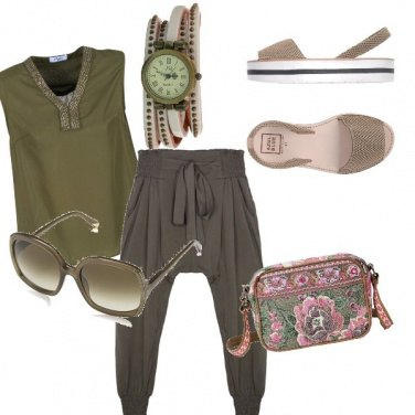 Outfit Etnico #1143