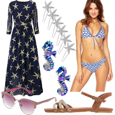 Outfit In fondo al mar