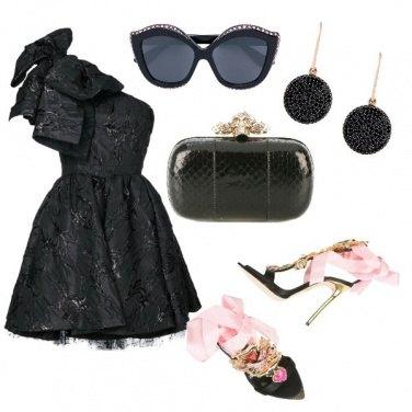 Outfit Matrimonio lussuoso