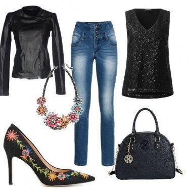 Outfit Rock #1375