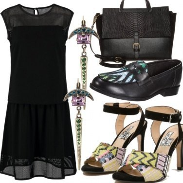 Outfit Metropolitan Jungle