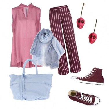 Outfit CMPS Contrasti