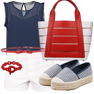 Outfit Voglia di mare!