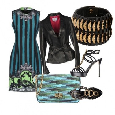 Outfit CMPS Quasi rock \'n roll