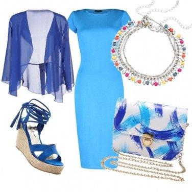 Outfit Pezzetto di cielo