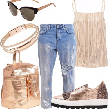 Outfit Sparkling walk