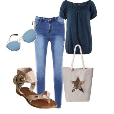 Outfit Casual #012